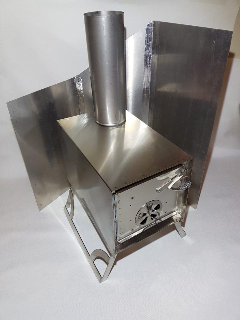 Portable Heat Shields