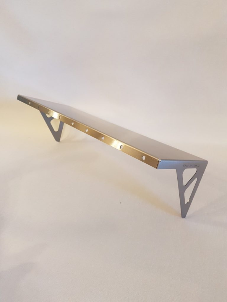 Stainless Side Table